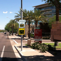 New Scottsdale speed signs are smart, but not tattle tales