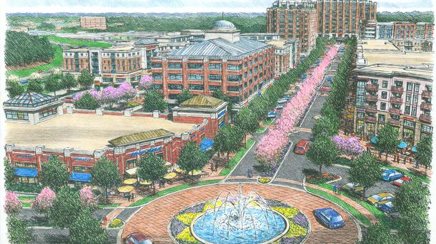 Major redevelopment plans announced </br>for Raleigh's Glenwood Place