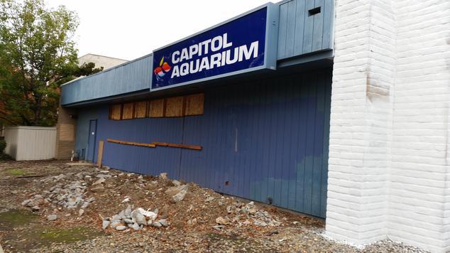 Former Capitol Aquarium gets new tenant