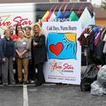 Five Star Cleaners kicks off annual coat drive with Texas MedClinic