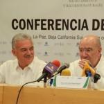 Confirma Guerra Abud la realización de la COP-13 en Los Cabos