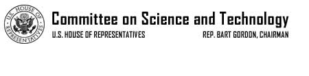 Committee on Science and Technology