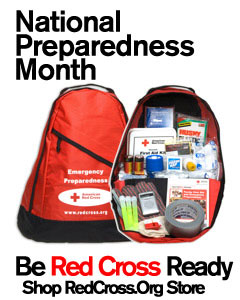 Shop the RedCross.org Store.