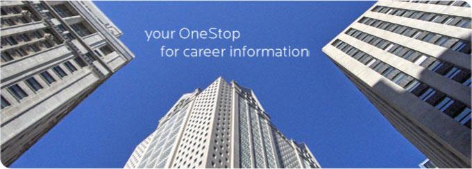 your onestop for career information