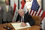 IRAQI DEFENSE MINISTRY