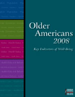 Link to Older Americans 2008: Key Indicators of Well-Being Page