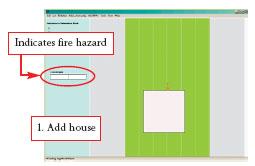 Diagram of ecoSmart-Fire interface