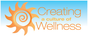 Creating a Culture of Wellness; 2007 National Prevention and Health Promotion Summit logo