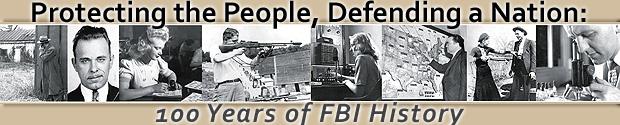 The FBI: A Centennial History, 1908-2008.