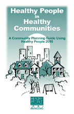 Healthy People in Healthy Communities image
