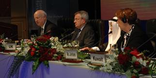 Secretary Bodman at the International Energy Forum
