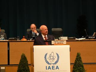 Secretary Bodman delivers remarks at the 51st International Atomic Energy Agency General Conference