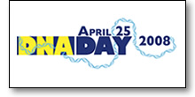 April 25 2008, DNA Day