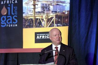 Secretary Bodman at the Corporate Council on Africa Oil and Gas Forum
