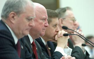 Secretary Bodman testifies before the House Committee on Science