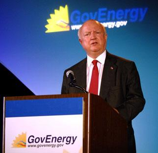 Secretary Bodman speaks at the GovEnergy 2007 Conference