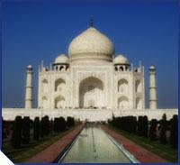 India Business Center - Image of Taj Mahal