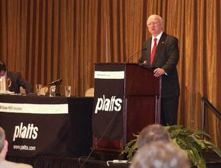Secretary Bodman speaks at the Platts Nuclear Energy Conference