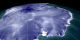 ICESat clouds south to north spiral