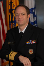 photo of Acting Surgeon General RADM Steven K. Galson, M.D., M.P.H.