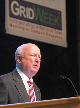Secretary Bodman delivers remarks at the GridWeek Conference