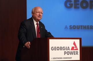 Secretary Bodman speaks to Georgia Power