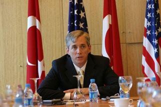Deputy Secretary Sell meets with leaders from Turkey, Azerbaijan, Georgia, and Kazakhstan