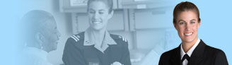 Photo of a Dietitian Officer