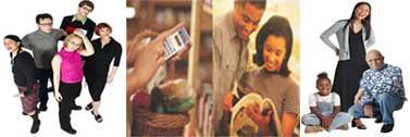 graphic depicting consumers