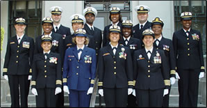 The Surgeon General's Honor Cadre
