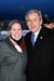 President George W. Bush met Kimberly Lucia upon arrival in Greenwich, Connecticut, on Thursday, January 29, 2004.  As an active member of AmeriCorps*VISTA, Lucia volunteers with the American Red Cross National Preparedness and Response Corps.