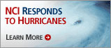 NCI Responds to Hurricanes