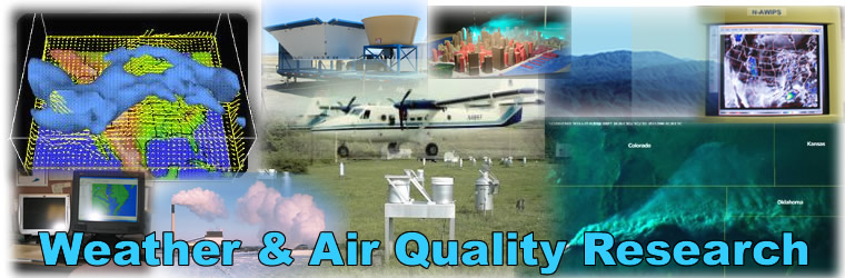 Weather & Air Quality Research