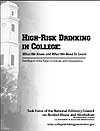 Cover Image of High-Risk Drinking in College: What We Know and What We Need To Learn