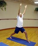 Robert Exercising.
