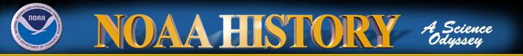 NOAA History Banner