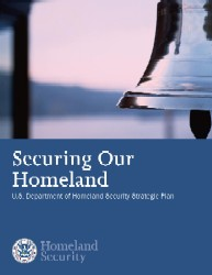 Securing Our Homeland--The DHS Strategic Plan