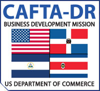Logo of the CAFTA-DR Business Development Mission