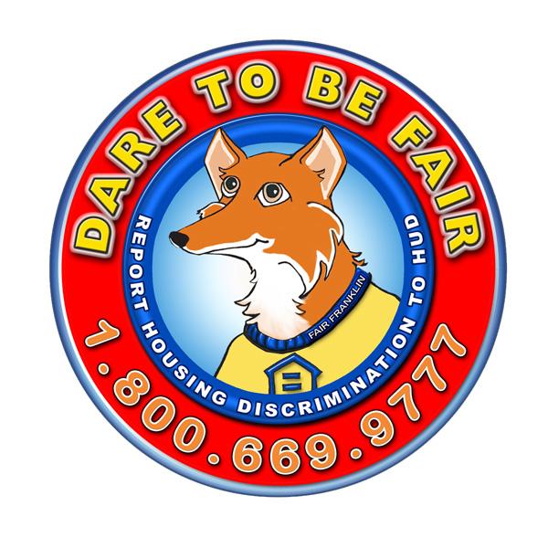 [Image: Franklin, the Fair Housing Fox.]