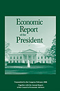 Cover of the 2008 Economic Report of the President.