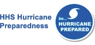 HHS Hurricane Preparedness site – Be Hurricane Prepared