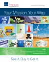 cover of the GSA Global Supply 2008 Environmental Products Catalog