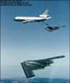 B-2A and KC-10A refueling
