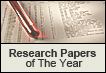 Research Papers of the Year