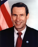 Vice Admiral Conrad C. Lautenbacher, U.S. Navy (Ret.), Undersecretary of Commerce for Oceans and Atmosphere and NOAA Administrator