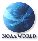 NOAA WORLD logo.
