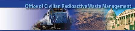 Office of Civilian Radioactive Waste Management