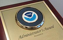NOAA Administrator's Award