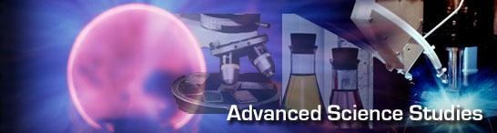 Advanced Science Studies
