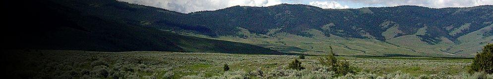 Bitterroot Range, Montana
